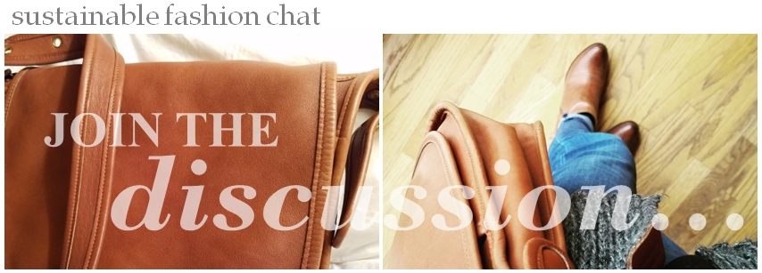 Sustainable Fashion Chat